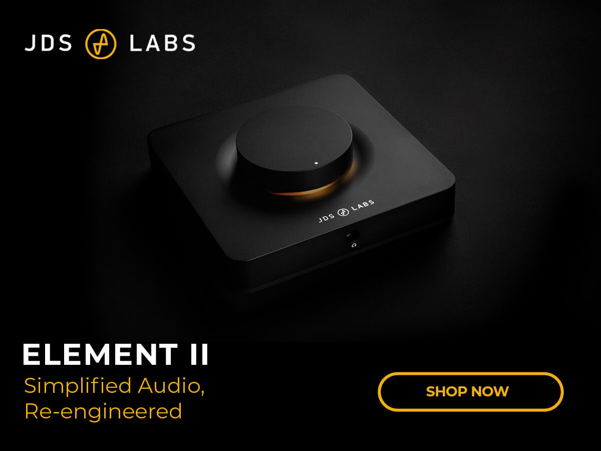 JDS Labs element II Dac