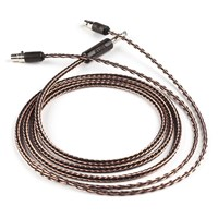 Kimber Kable AXIOS CU 16-wire Braided Cable for HD800  HD800 S with 6.3mm Termination - 2 Metre - pr_278090