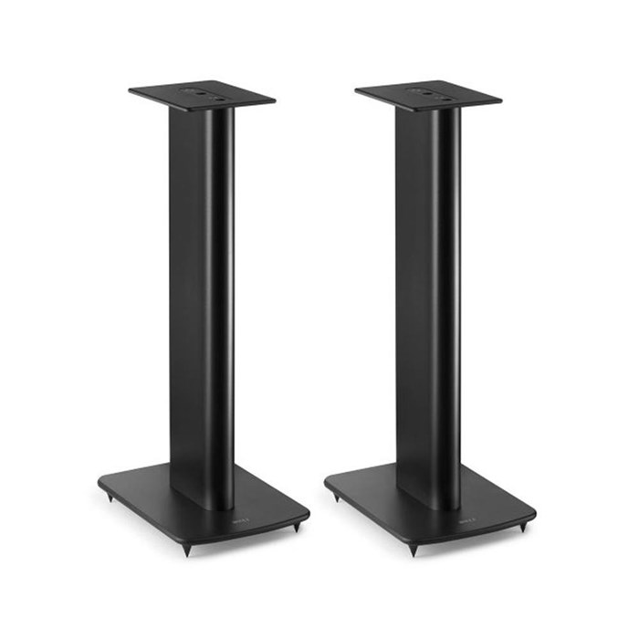 KEF  Performance Speaker Stands for  Bookshelf Speakers (Pair) - Black