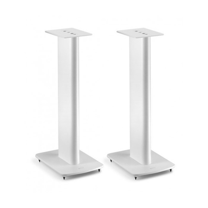 KEF  Performance Speaker Stands for  Bookshelf Speakers (Pair) - White