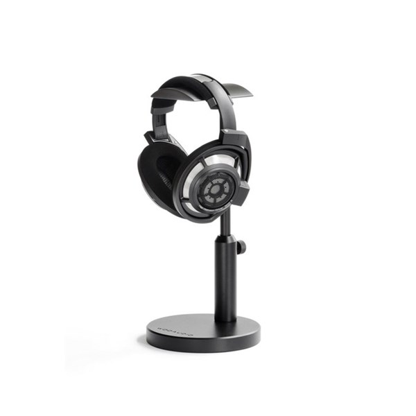 Woo Audio HPS-T Double Aluminium Headphone Stand - Black - pr_276684
