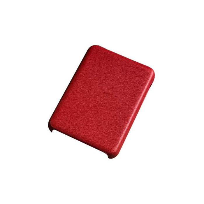 HiBY R3 PU Leather Case - Red