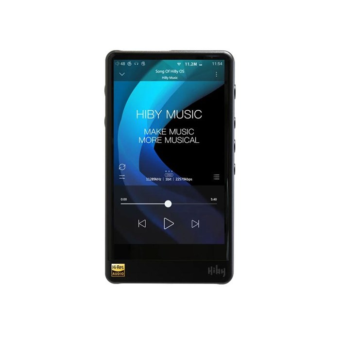 HiBY R6 PRO Aluminium Digital Audio Player - Black