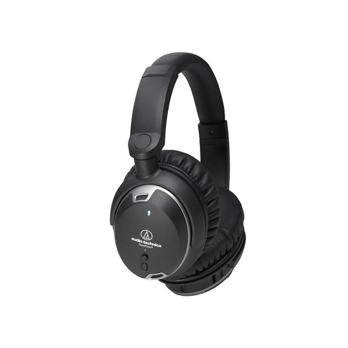 Audio Technica  ATH-ANC9 Active Noise Cancelling Headphones