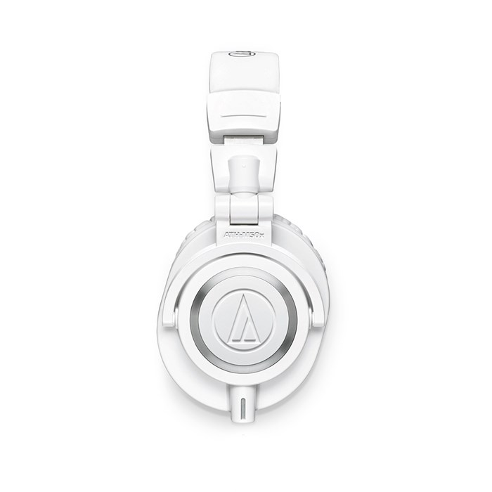 Audio Technica ATH-M50x Headphones - Limited Edition White