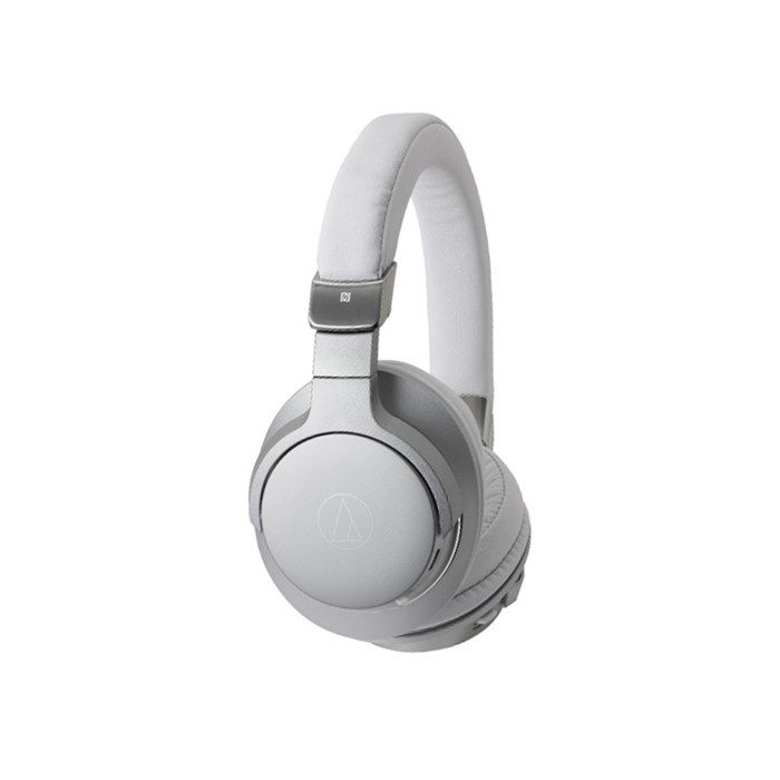 Audio Technica ATH-AR5BT Bluetooth Headphones - Silver