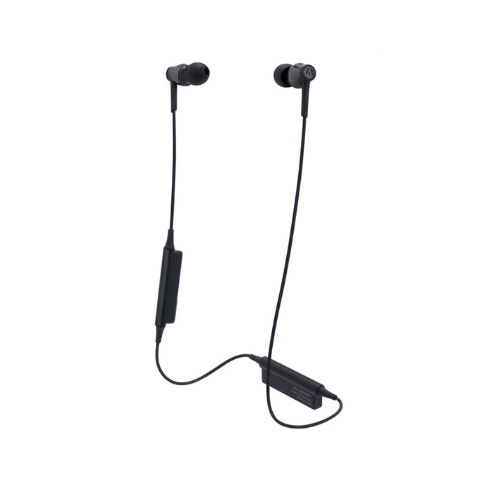 Audio Technica ATH-CKR35BT Bluetooth Earphones - Black