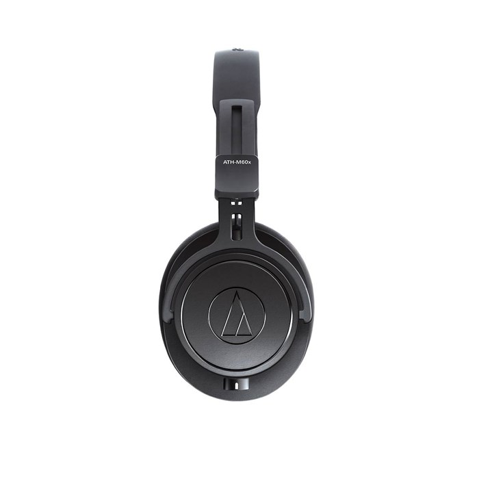 Audio Technica  ATH-M60X Closed On Ear Monitoring Headphones