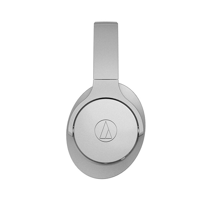 Audio Technica ANC700BT Closed Active Noise Cancelling Headphone - Grey