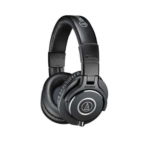 Audio Technica ATH-M40x Black and Antlion Audio Modmic Uni Combo - pr_286728