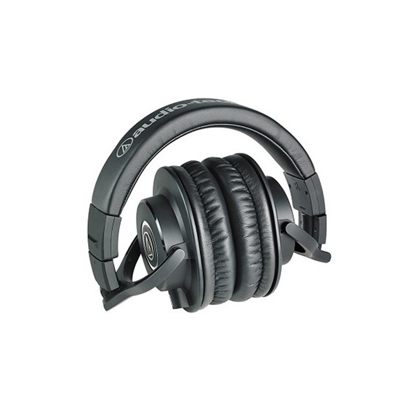 Audio Technica ATH-M40x Black and Antlion Audio Modmic Uni Combo - pr_286748