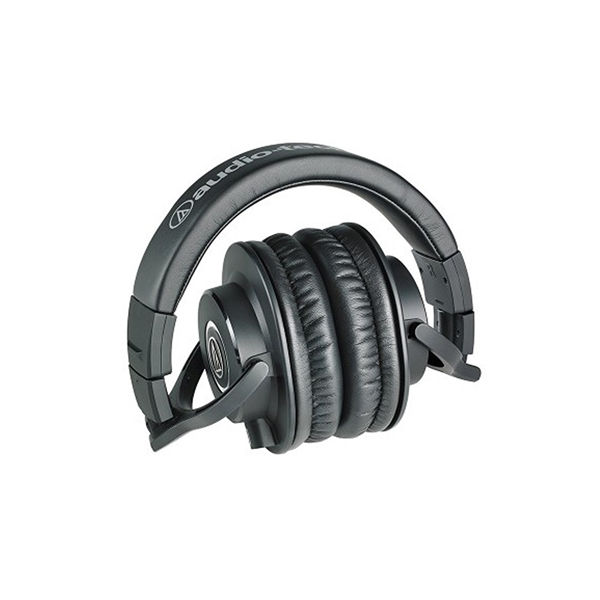 Audio Technica ATH-M40x Black and Antlion Audio Modmic Uni Combo  3