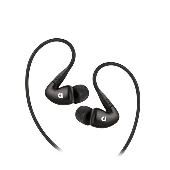 Audiofly AF100W MK2 Bluetooth In-Ear Headphones - Edison Black
