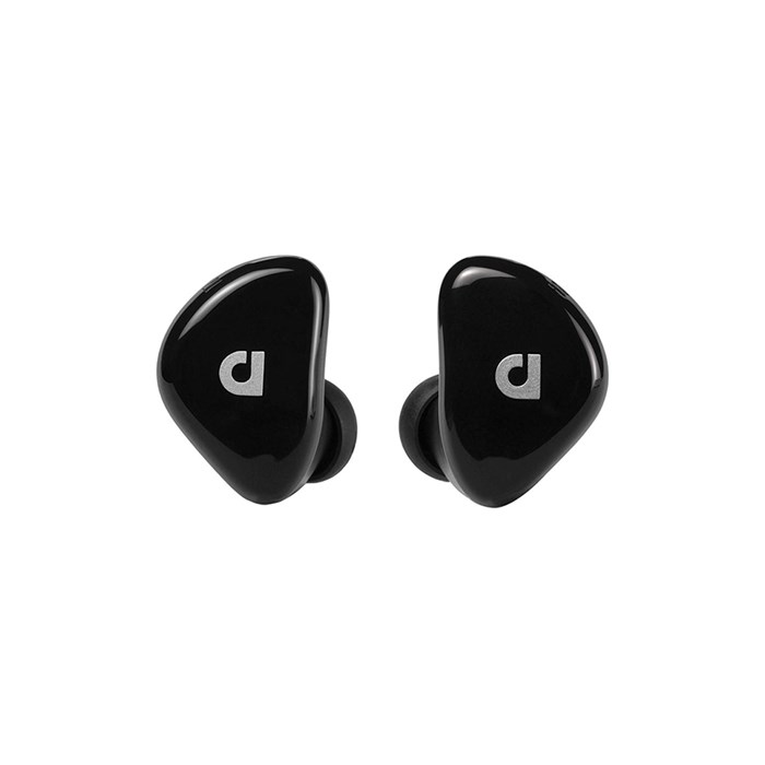 Audiofly AFT1 True Wireless Bluetooth In-Ear Headphone - Black