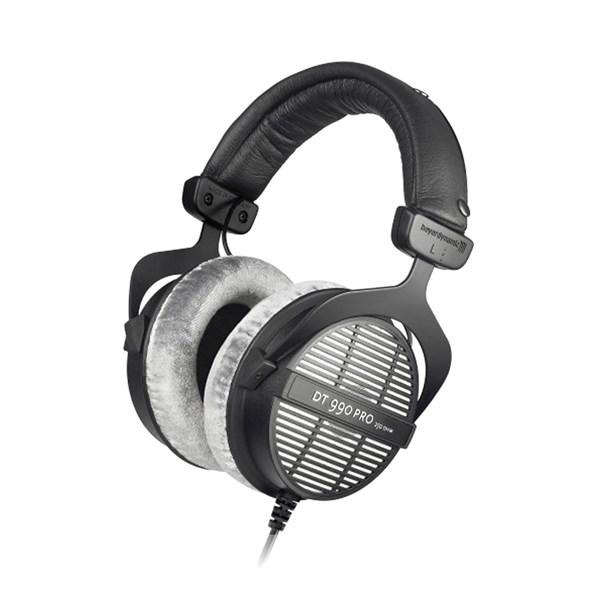 over ear beyerdynamic dt 990 pro headphones 250 ohm computer lounge. Black Bedroom Furniture Sets. Home Design Ideas