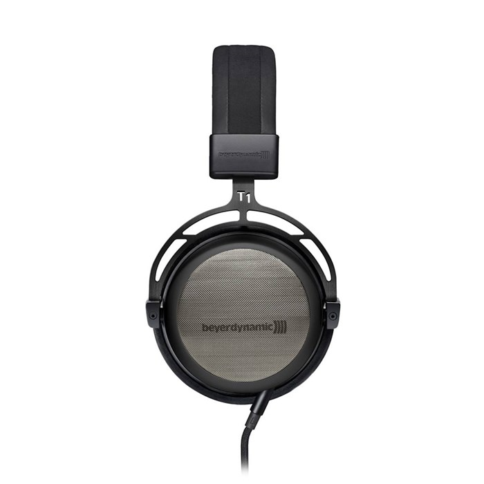 Beyerdynamic T1 Gen. 2 Semi-open Circumaural Tesla Headphones - Special Edition Black