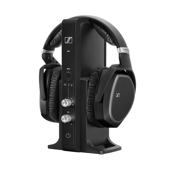 Sennheiser RS195 Closed Circumaural Wireless RF Headphones