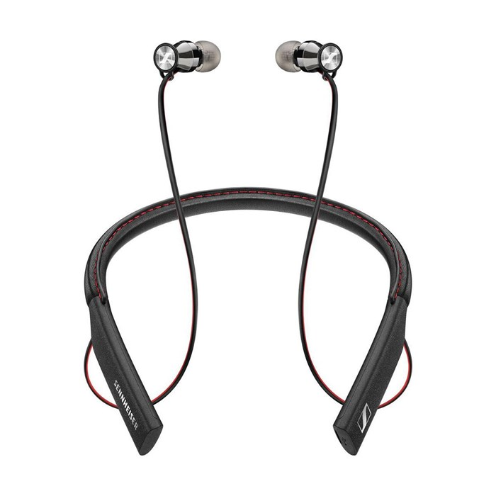 Sennheiser Momentum 2.0 Wireless Earphones - Black/Red