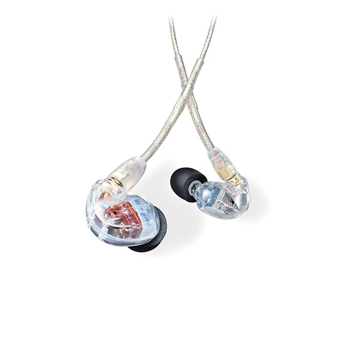 Shure SE535 In-ear Monitors - Clear