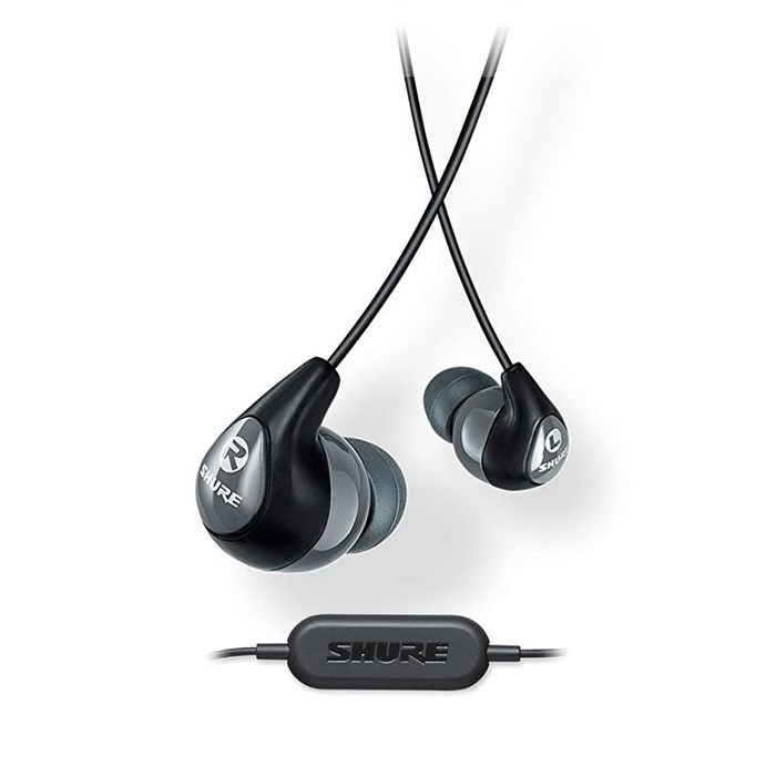Shure SE112 Wireless Bluetooth In-ear Monitors - Black