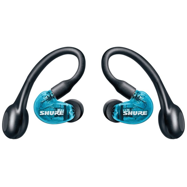 Shure AONIC 215 True Wireless Sound Isolating Earphones - Blue