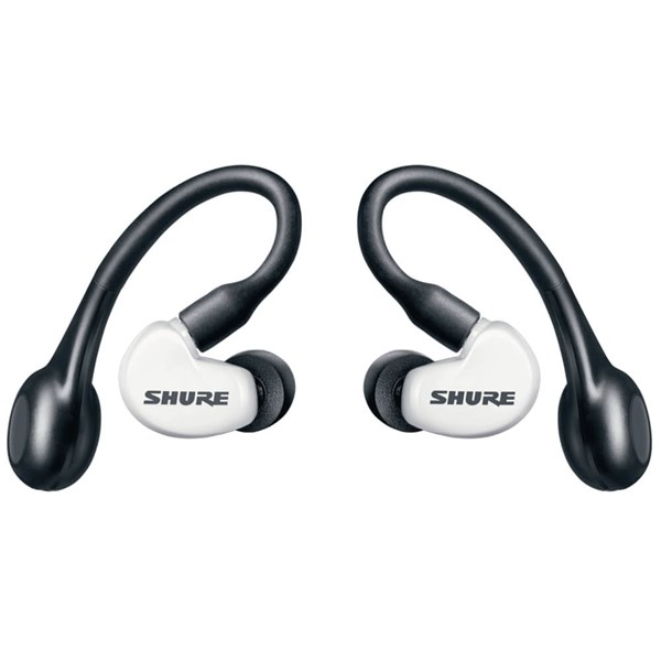 Shure AONIC 215 True Wireless Sound Isolating Earphones - White