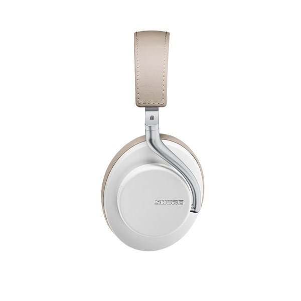 Shure AONIC 50 Wireless Noice Cancelling Headphones - White