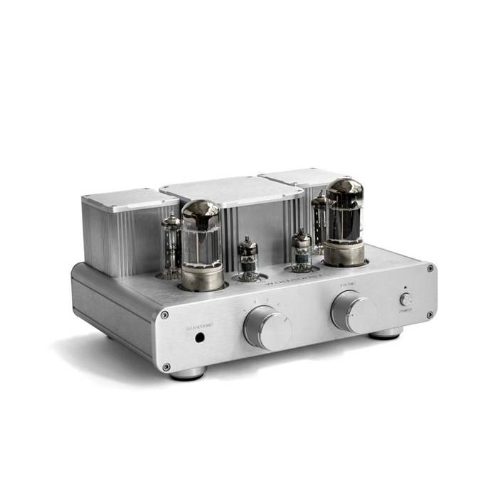 Woo Audio WA2 Headphone Amplifier - Silver