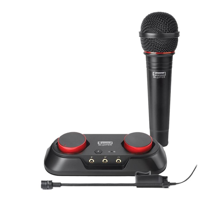 Creative Sound Blaster R3 The YouTube Audio Recording Starter Kit