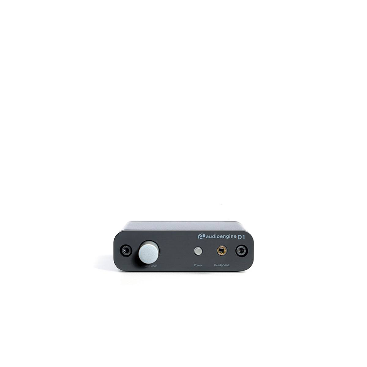 Audioengine D1 24-Bit DAC With Headphone Amp Black