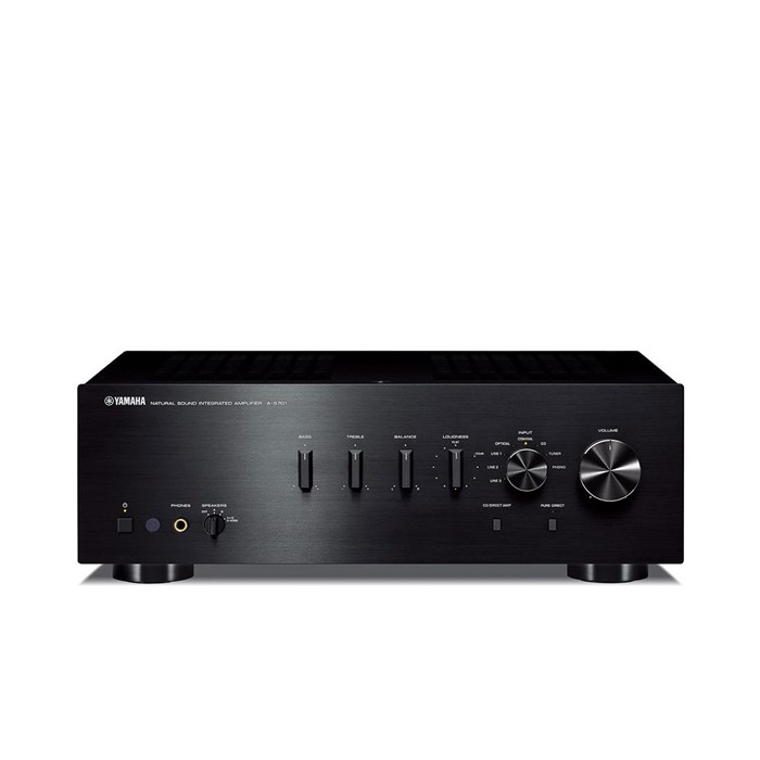 Yamaha  A-S701 Stereo Amplifier - Black