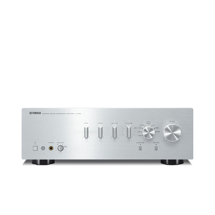 Yamaha A-S701 Stereo Amplifier - Silver