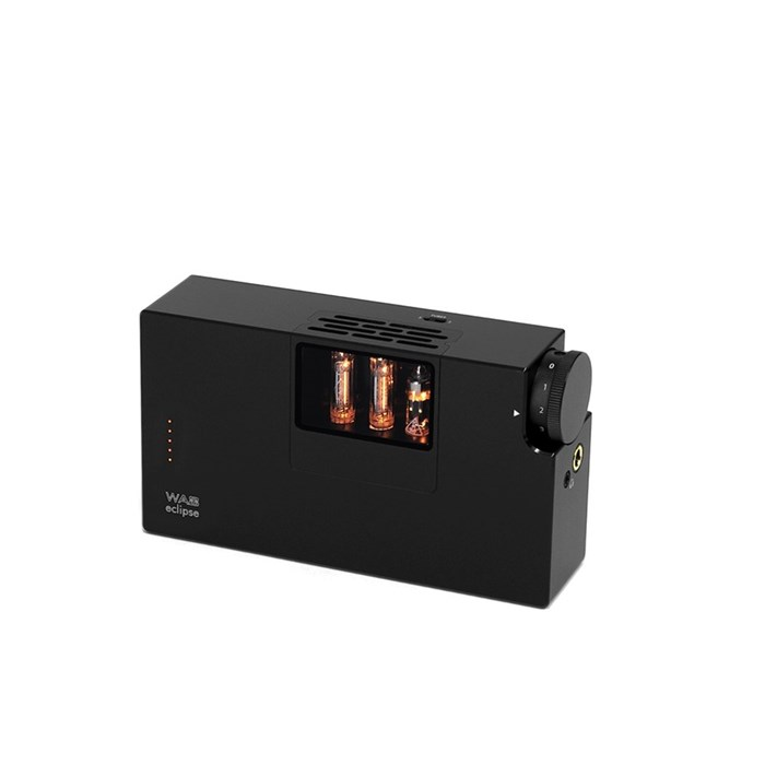 Woo Audio WA8 Eclipse Headphone Amplifier and DAC - Black