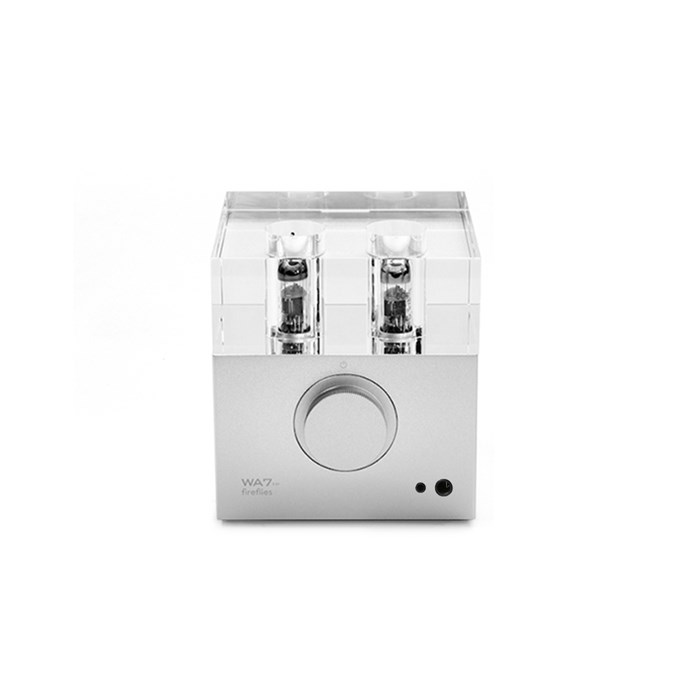 Woo Audio WA7 Fireflies Gen. 2 Headphone Amplifier and USB DAC  - Silver