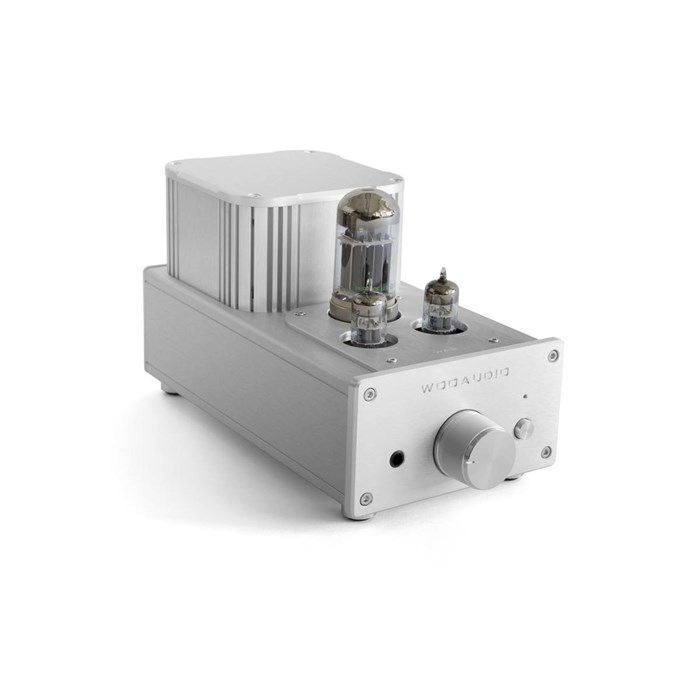 Woo Audio  WA3 Headphone Amplifier - Silver