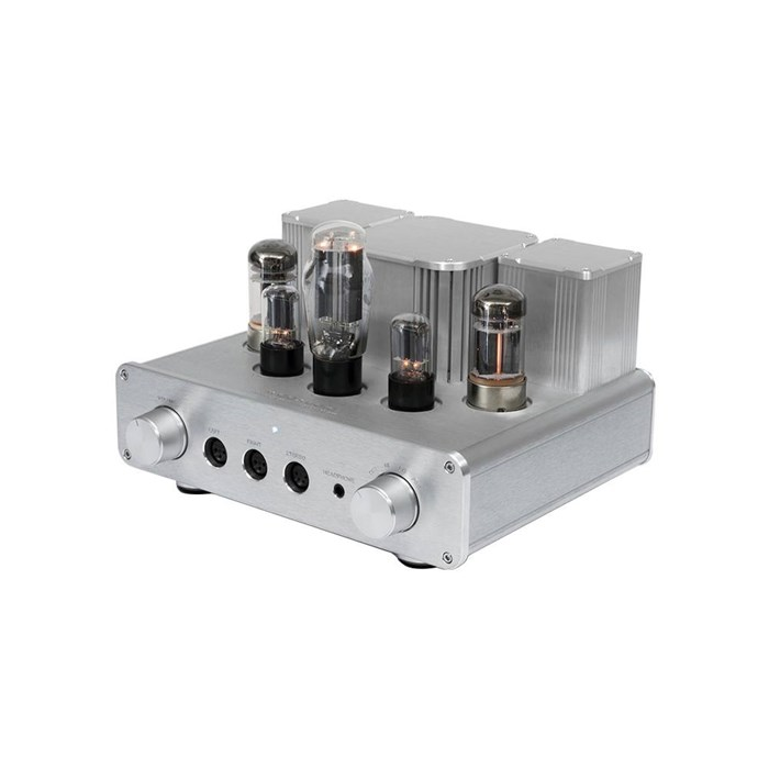 Woo Audio WA22 Gen. 2 Fully-balanced Headphone Amplifier - Silver
