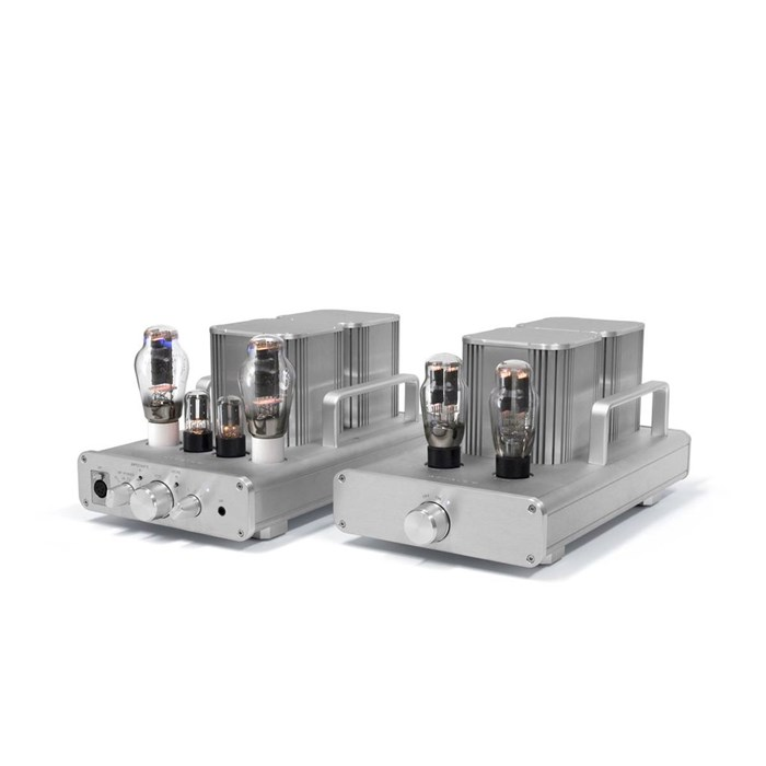 Woo Audio WA5 Headphone/Integrated Amplifier - Silver