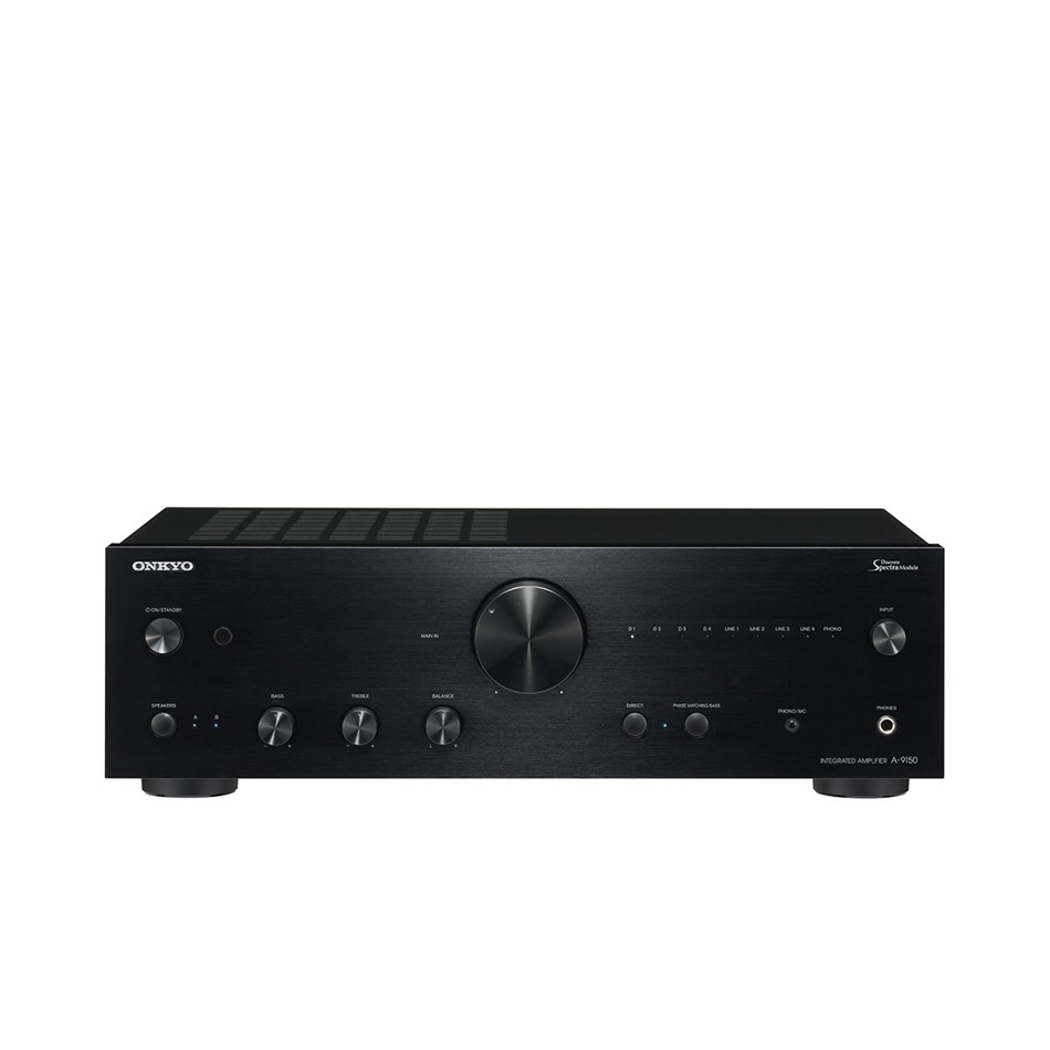 Onkyo A-9150 Stereo Amplifier - Black  1