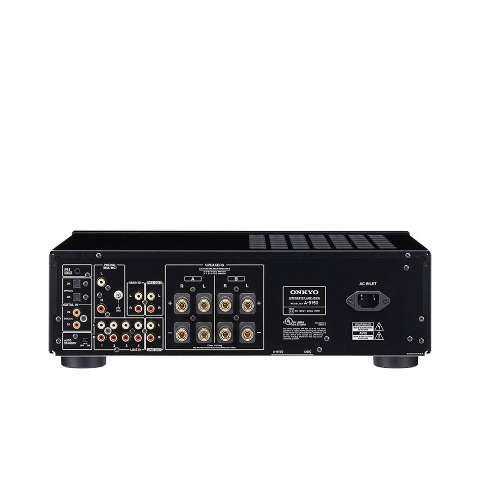 Onkyo A-9150 Stereo Amplifier - Black  2