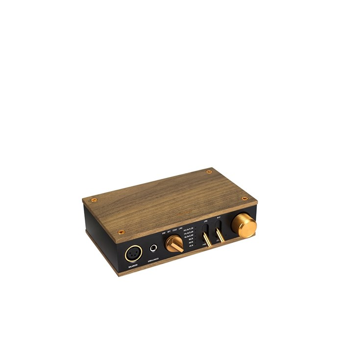 Klipsch Heritage Headphone Amplifier and USB DAC - Walnut