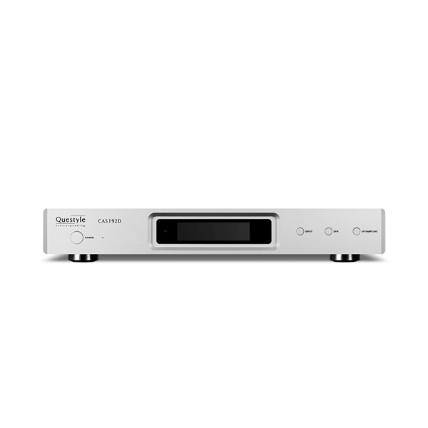 Questyle CAS192D DSD Capable Digital-to-analogue Converter - Silver