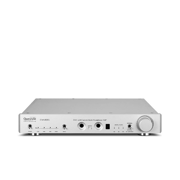 Questyle CMA800i Headphone Amplifier and USB DAC