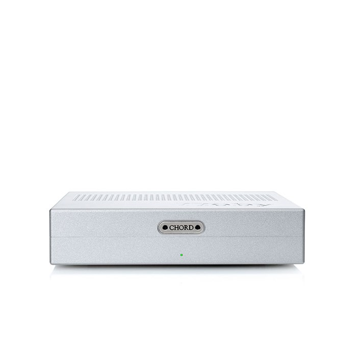 Chord TToby Stereo Power Amplifier - Silver