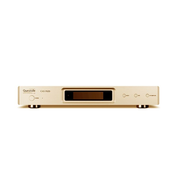 Questyle CAS192D Golden DSD Capable Digital-to-analogue Converter - Gold