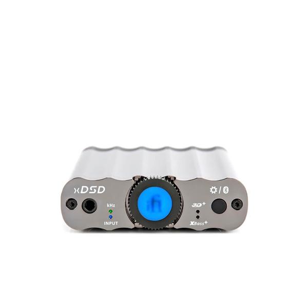 Headphone Amplifier & DAC Combos - iFi Audio xDSD Headphone DAC with