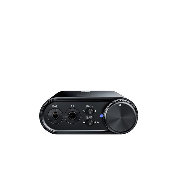 Headphone Amplifier & DAC Combos - FiiO K3 Headphone Amplifier and