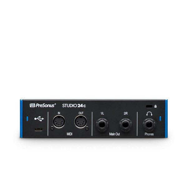 PreSonus Studio 24c Audio Interface - pr_285814