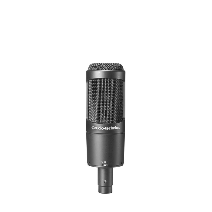 Audio Technica AT2050 Large-diaphragm Multi-Pattern Condenser Microphone
