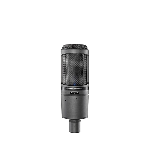 Audio Technica AT2020-USBi USB Microphone - Lightning