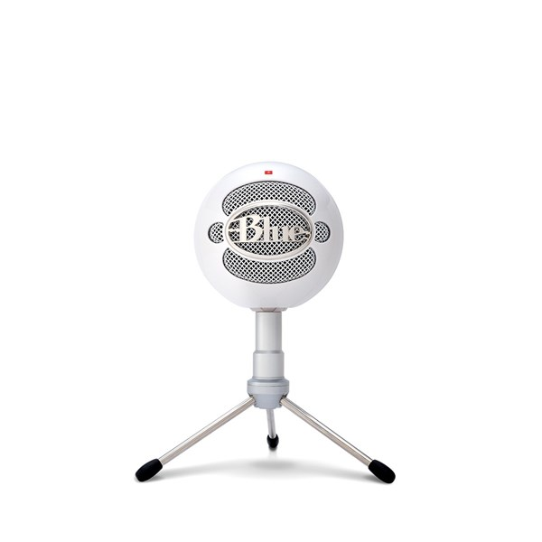 Blue Microphones Snowball iCE USB Microphone - Gloss White